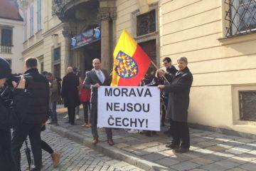 Čaputová Brno Morava